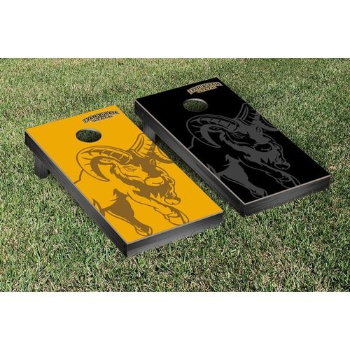 Watermark Version Cornhole Game Set [NCAA Team : Gonzaga University Bulldogs]