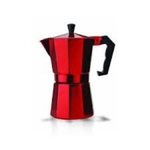 Primula Stovetop Espresso Maker; Red