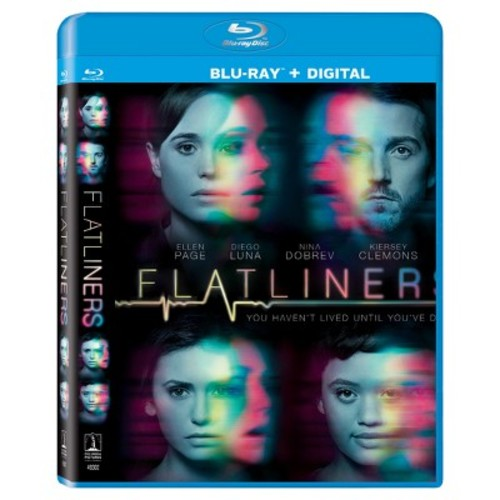 Flatliners (Blu-ray + Digital)