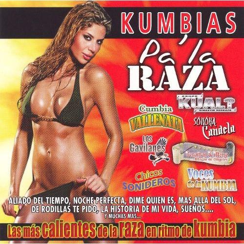 15 Kumbias Pa' la Raza [CD]