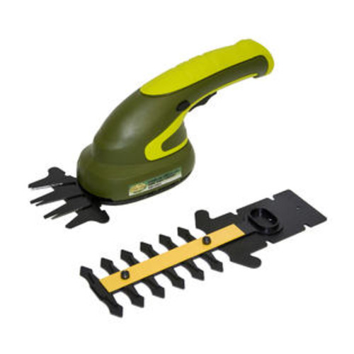 Snow Joe Hedger Joe 3.6 V Li-ion 2 Tools in 1 Cordless Grass Shear/Shrubber - HJ602C - SJ