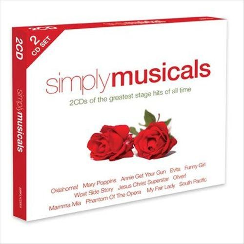 Simply Musicals [CD]