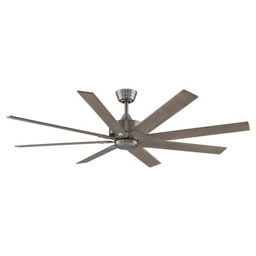 Levon Ceiling Fan, Gray