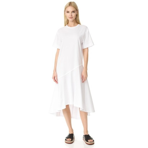 CEDRIC CHARLIER Short Sleeve Dress