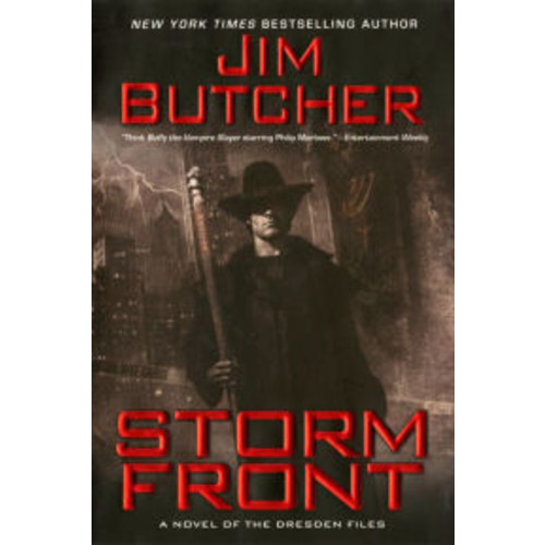 Storm Front (Dresden Files Series #1)