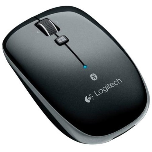 Logitech M557 Bluetooth Mouse for Windows Mac 910-003971