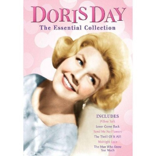 Doris Day: The Essential Collection [4 Discs] [DVD]