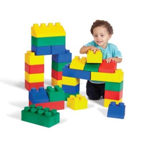 Edushape 50-Piece Edu Blocks